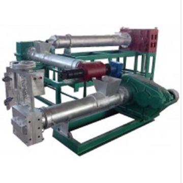 260style three stage plastic granulator pellet machine